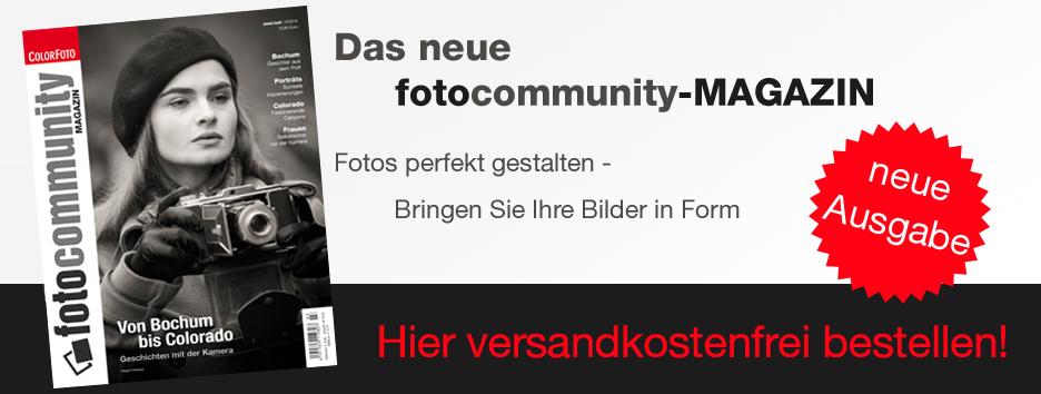 ColorFoto fotocommunity Sonderheft