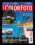 ColorFoto Ausgabe: 5/2019