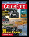 ColorFoto Ausgabe: 3/2020