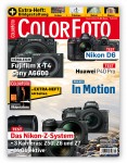 ColorFoto Ausgabe: 7/2020