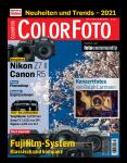 ColorFoto Ausgabe: 3/2021
