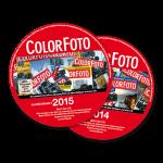 Jahrgangs-CD ColorFoto 2014 + 2015