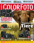 ColorFoto Ausgabe: 3/2018