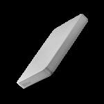TrekStor DataStation pocket iTravel silber 500 GB