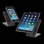 Bundle aus Stad-by Tablet- und Handyhalterung von WEDO
