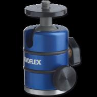 Novoflex BALL 19 P Kugelneiger mit Auflageteller und sep. Drehfunktion