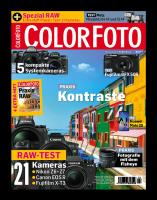 ColorFoto Ausgabe: 2/2019