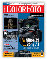 ColorFoto Ausgabe: 5/2021