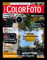 ColorFoto Ausgabe: 6/2021