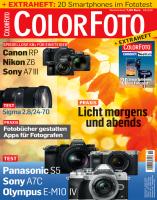 ColorFoto Ausgabe: 11/2020