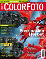 ColorFoto Ausgabe: 11/2016