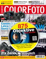 ColorFoto Ausgabe: 2/2018