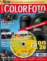 ColorFoto Ausgabe: 10/2018