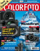 ColorFoto Ausgabe: 12/2018