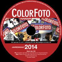 Jahrgangs-CD ColorFoto 2014