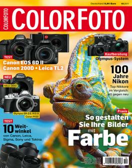 ColorFoto - Print-Abo Mini-Abo zum Sparpreis