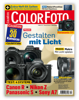 ColorFoto - Print-Abo Jahres-Abo