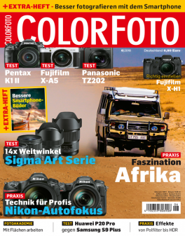 ColorFoto - Print-Abo Mini-Abo mit Prämie