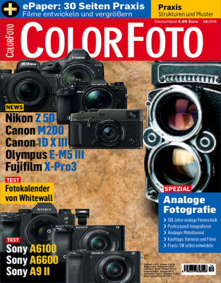 ColorFoto - aktuelle Ausgabe!