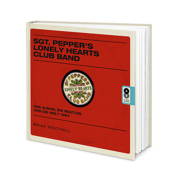Buch Beatles - Sgt. Peppers Lonely Hearts Club Band