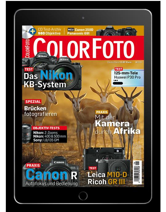 ColorFoto - Digital-Abo
